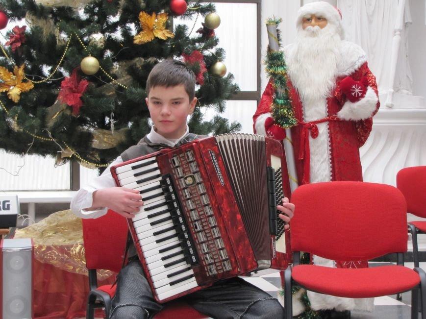 Маленькие музыканты писали письма Святому Николаю и демонстрировали свои таланты (фото, видео), фото-6