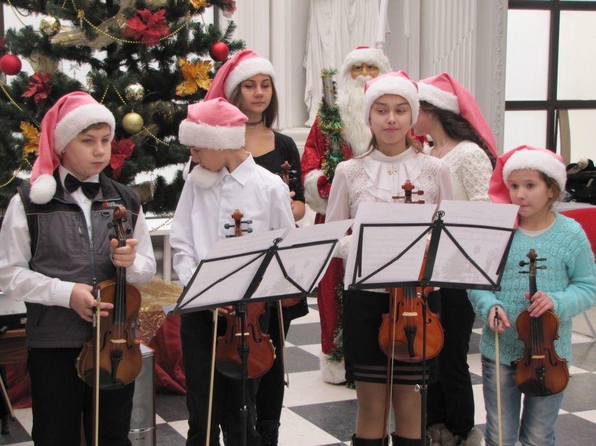 Маленькие музыканты писали письма Святому Николаю и демонстрировали свои таланты (фото, видео), фото-9