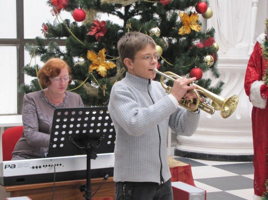 Маленькие музыканты писали письма Святому Николаю и демонстрировали свои таланты (фото, видео), фото-10