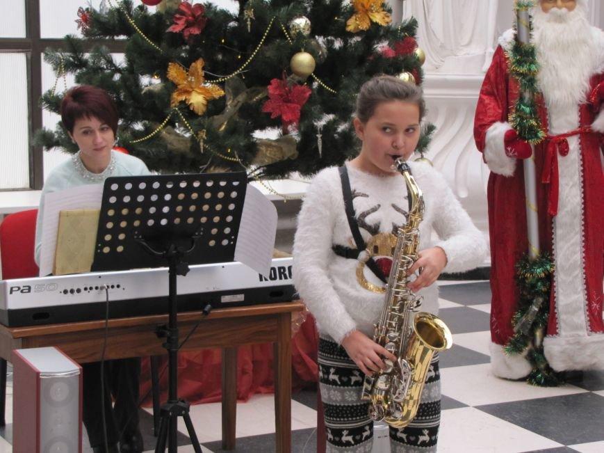 Маленькие музыканты писали письма Святому Николаю и демонстрировали свои таланты (фото, видео), фото-3