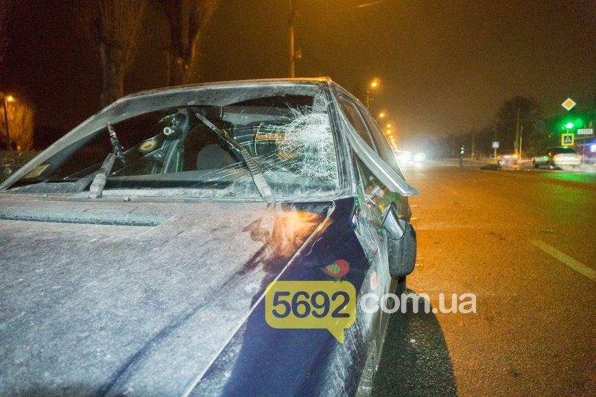 В Каменском на проспекте Юбилейном в ДТП погибла женщина-пешеход, фото-1