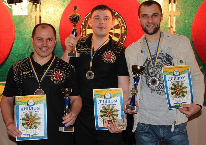 Точность и даблы решили исход финала Криворожской Дартс Лиги (ФОТО), фото-2