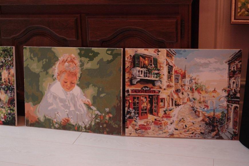 День исполнения Чуда желаний - ялтинка Анастасия Гавриш создает картины и мечтает о собственной выставке, фото-4