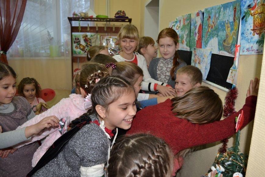 В Гаспре для талантливых детей прошел добрый праздник, приуроченный ко дню Святого Николая, фото-3