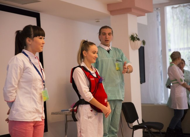 Медики «Артека» получили международные сертификаты, фото-1