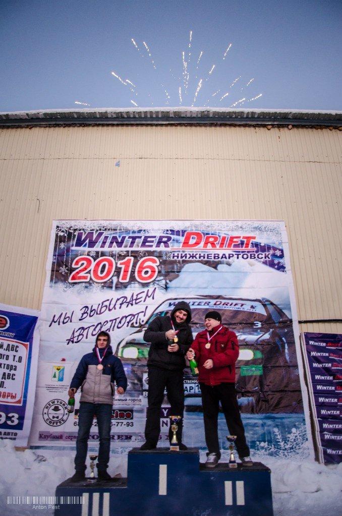 Нижневартовский дрифт. Любители адреналина соревновались в зимнем дрифтинге, фото-2