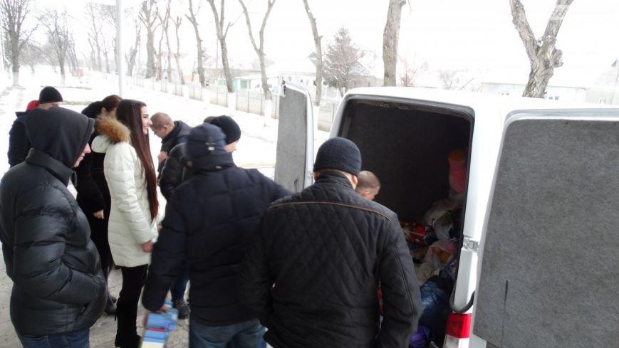 В Каменском состоялся благотворительный автопробег, фото-2