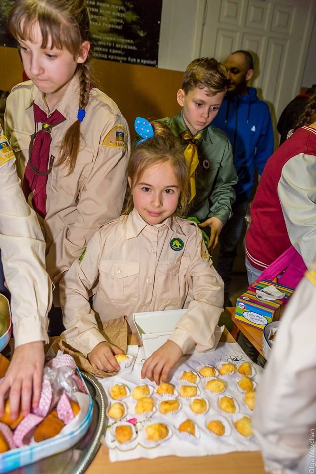 Броварський Пласт провів свято, приурочене до дня Святого Миколая (Фото), фото-4