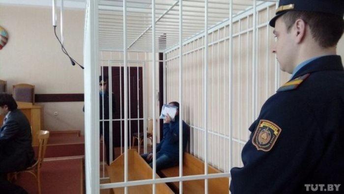 Вынесли вердикт шоферу, насмерть сбившему 2-х студенток вМинске