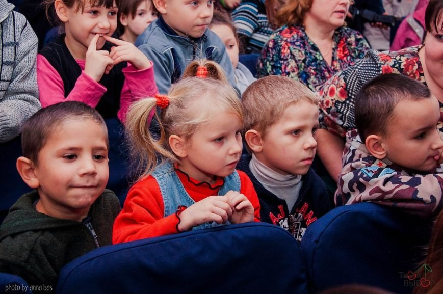 Детям из интерната подарили волшебную сказку (фото), фото-7