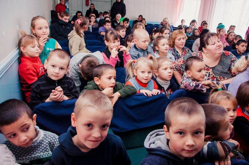 Детям из интерната подарили волшебную сказку (фото), фото-13