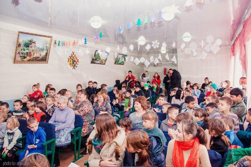 Детям из интерната подарили волшебную сказку (фото), фото-8