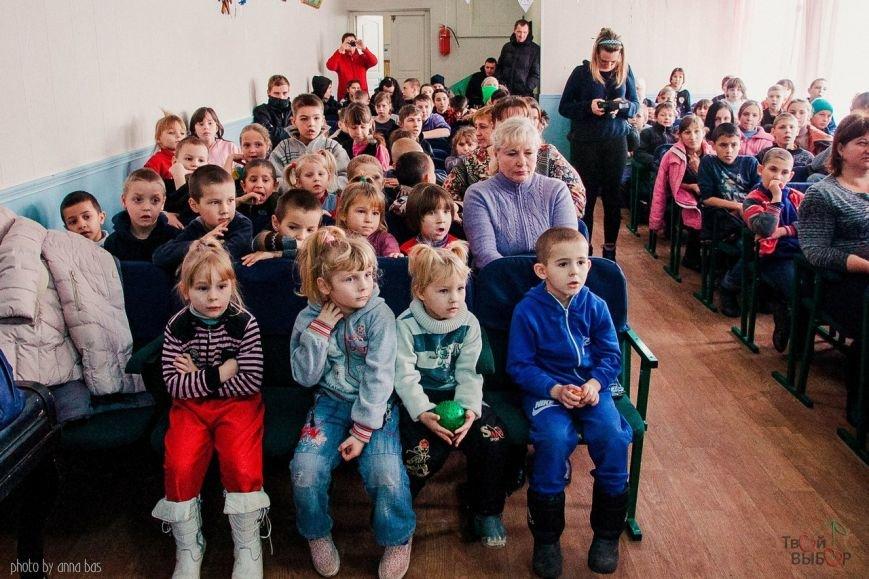 Детям из интерната подарили волшебную сказку (фото), фото-14