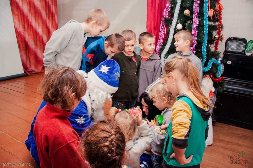 Детям из интерната подарили волшебную сказку (фото), фото-3