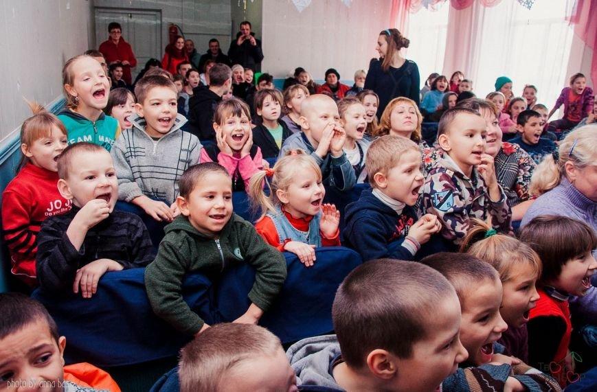 Детям из интерната подарили волшебную сказку (фото), фото-1