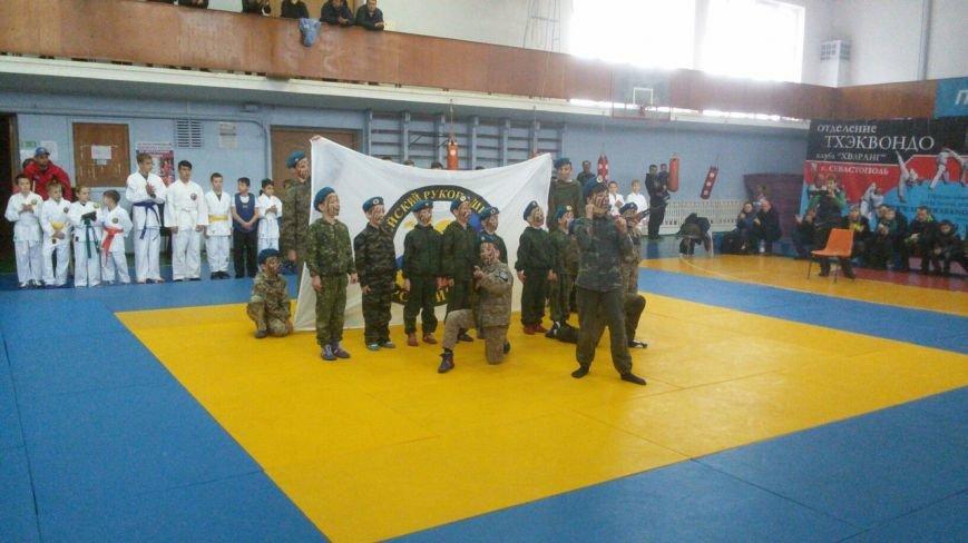 Юные ялтинцы блестяще выступили на Первенстве по армейскому рукопашному бою в Севастополе, фото-2