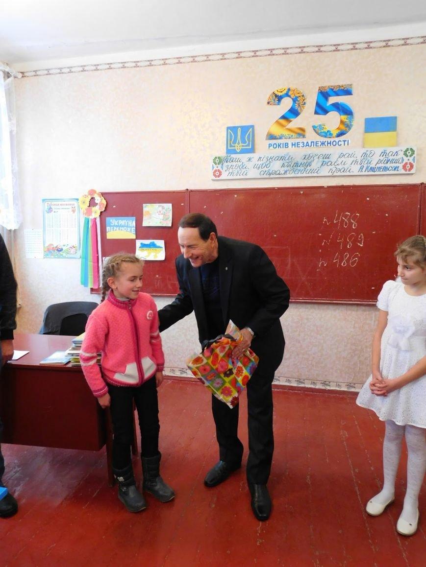 """В Добропольском районе стартовала традиционная акция """"Отдай сердце детям"""", фото-3"""
