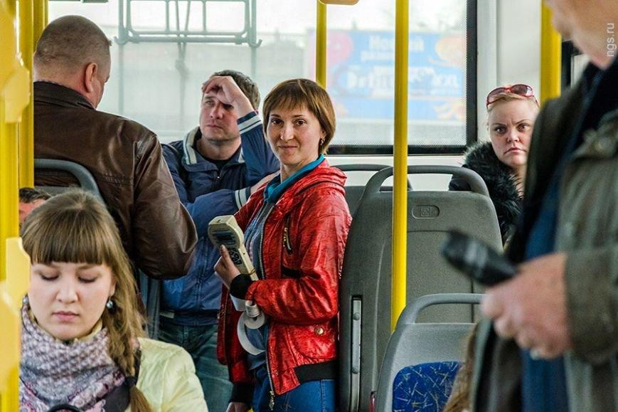 Постильга рассказал, как ездят северодонецкие троллейбусы (график), фото-1