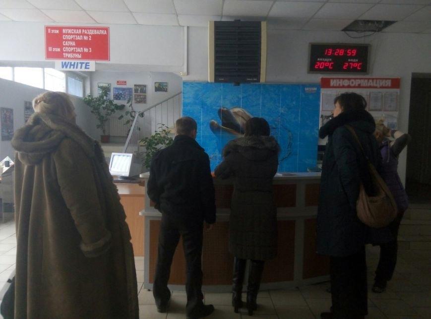 """Руководство бассейна """"Микомп"""" считает необоснованными проверки городской власти Каменского, фото-1"""