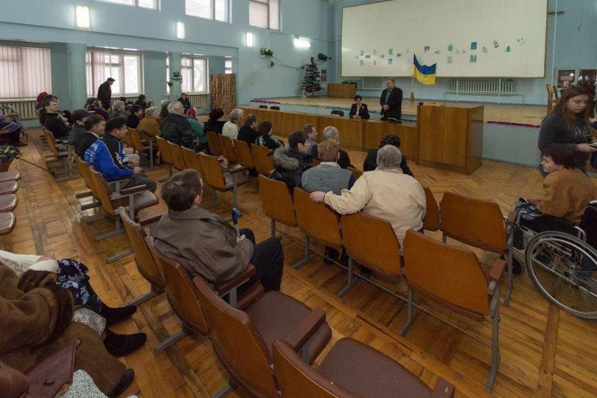 Потомок авиаконструктора Сикорского пообщалась с инвалидами Днепра (ФОТО), фото-2