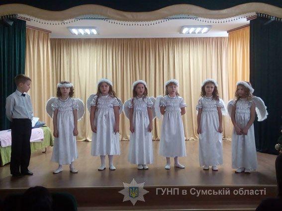 Конотопські копи привітали дітей зі святом Миколая (ФОТО), фото-2