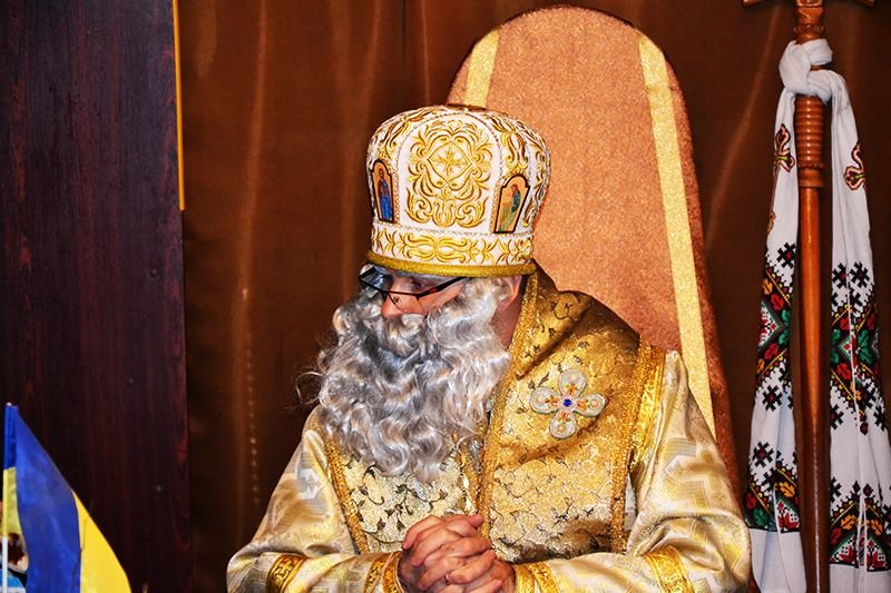 В Херсон на колеснице прибыл Святой Николай и открыл свою резиденцию (фото), фото-3