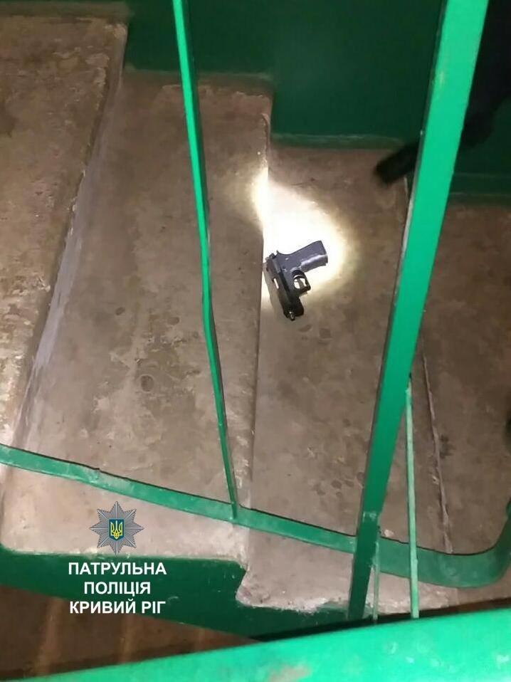 Возле ночного клуба пьяные криворожане устроили стрельбу (ФОТО), фото-3