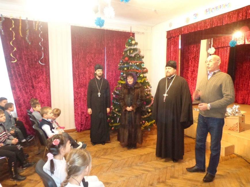 К воспитанникам интерната с подарками приходил Николай Чудотворец (фото), фото-1