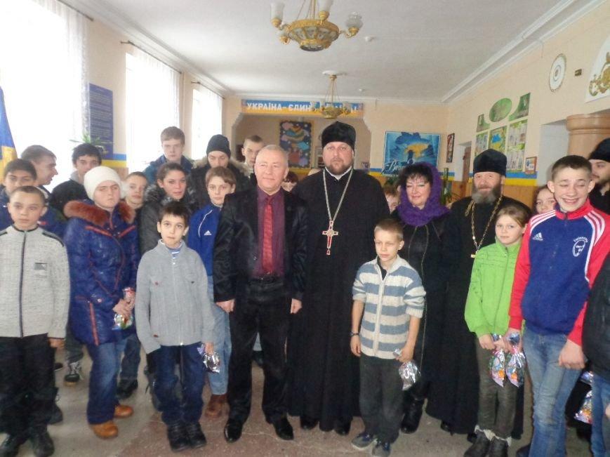 К воспитанникам интерната с подарками приходил Николай Чудотворец (фото), фото-6