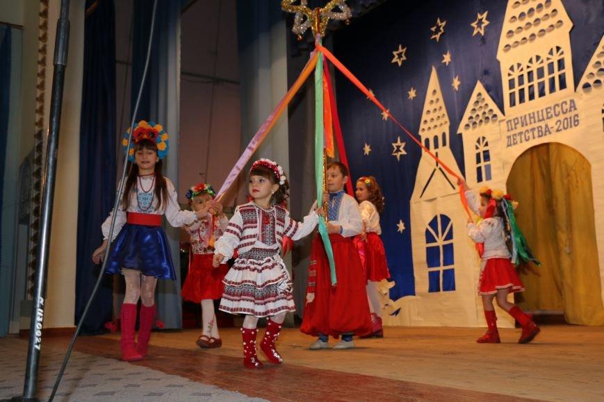 В Бахмутском районе поздравили маленьких принцесс и детей из многодетных семей, фото-3