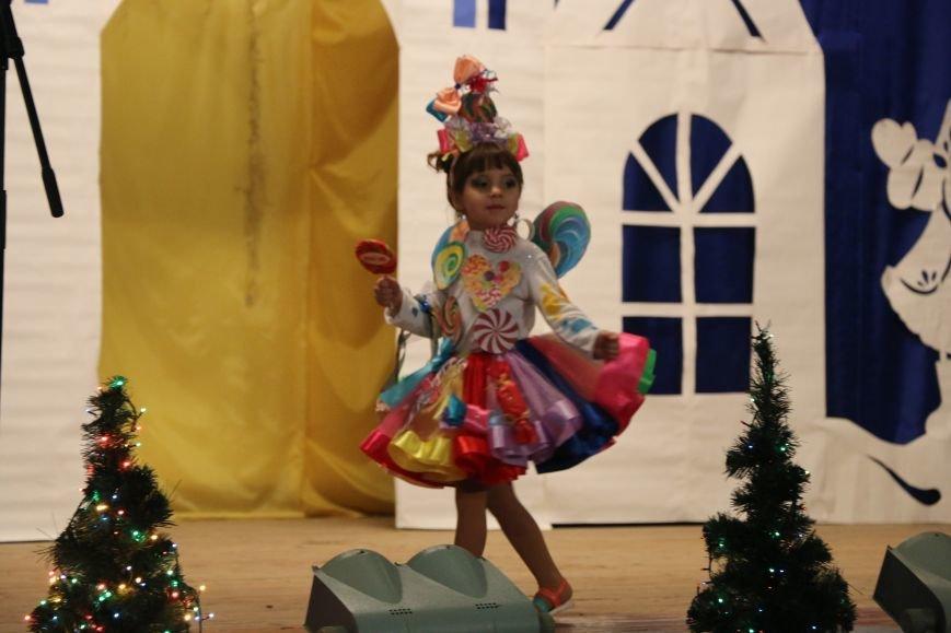 В Бахмутском районе поздравили маленьких принцесс и детей из многодетных семей, фото-1