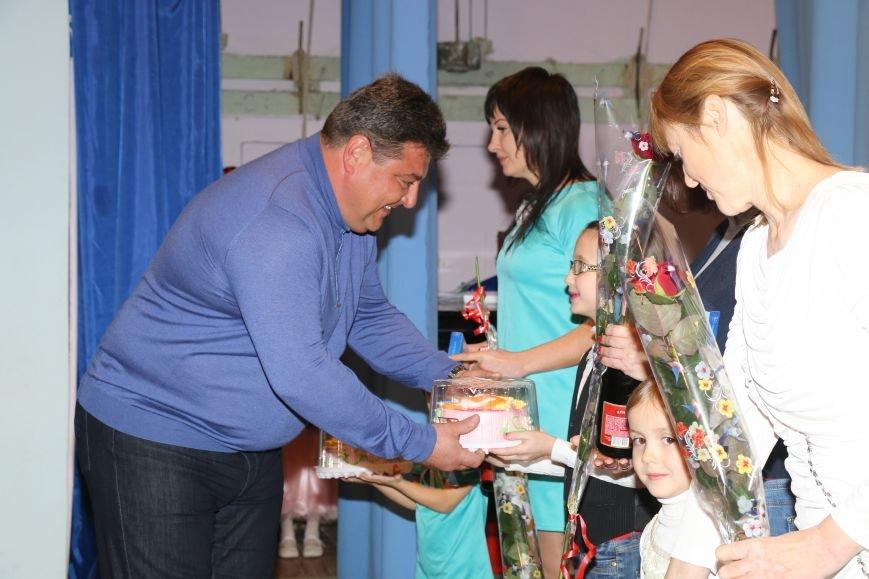 В Бахмутском районе поздравили маленьких принцесс и детей из многодетных семей, фото-2