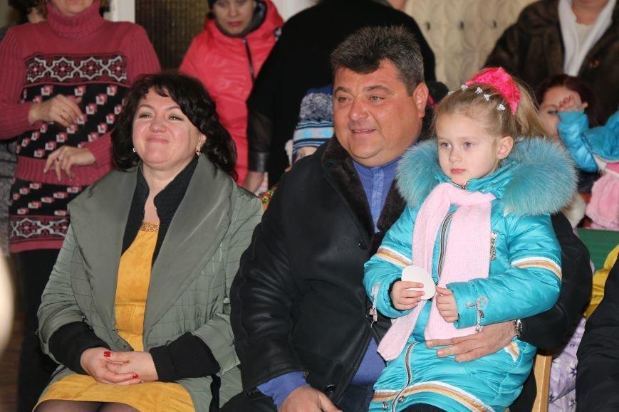 В Бахмутском районе поздравили маленьких принцесс и детей из многодетных семей, фото-6