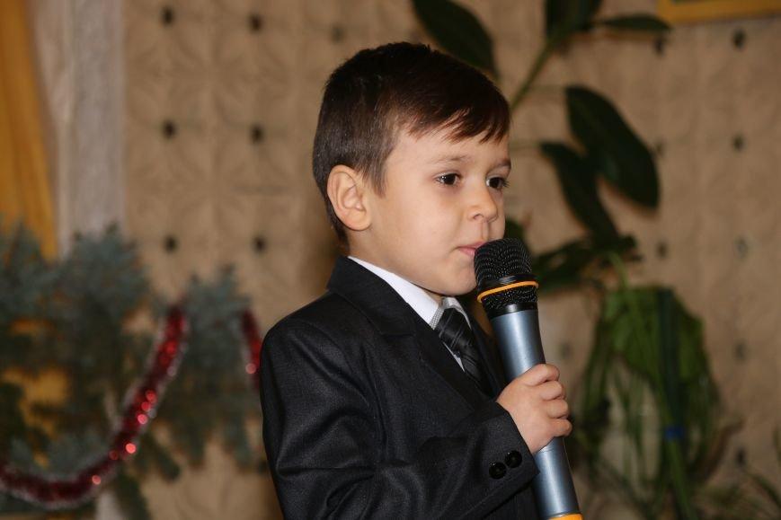 В Бахмутском районе поздравили маленьких принцесс и детей из многодетных семей, фото-5