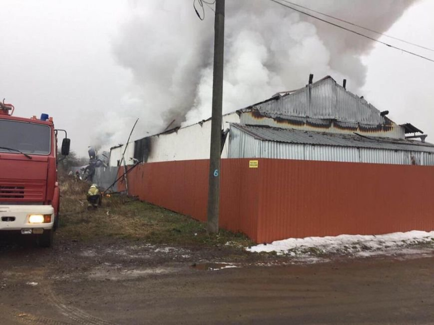 Деталі та фото масштабної пожежі в Оноківцях, фото-1