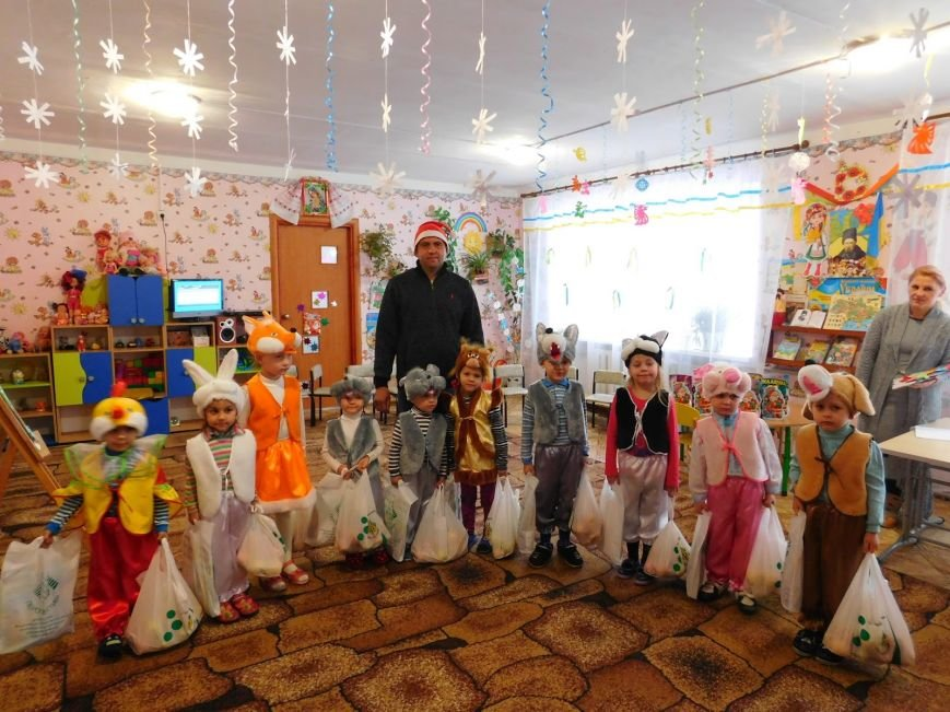 В Добропольском районе дети побывали в гостях у сказки, фото-5