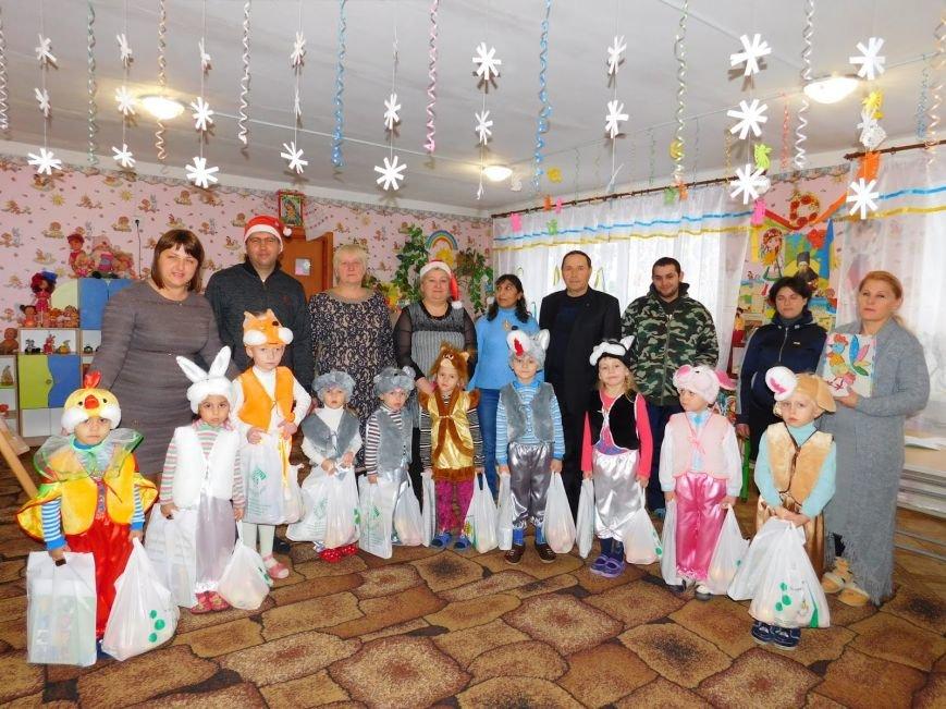 В Добропольском районе дети побывали в гостях у сказки, фото-6