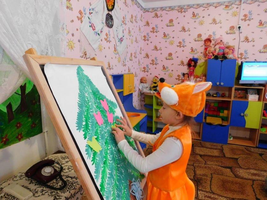 В Добропольском районе дети побывали в гостях у сказки, фото-1