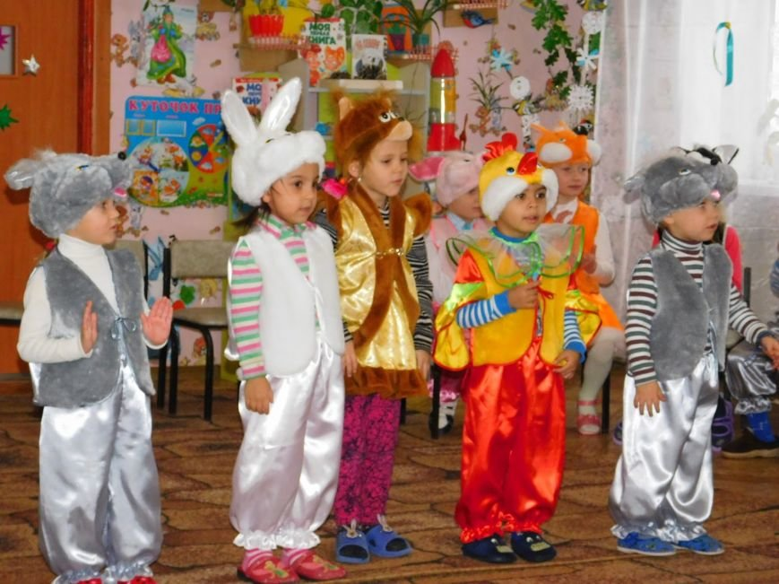 В Добропольском районе дети побывали в гостях у сказки, фото-4