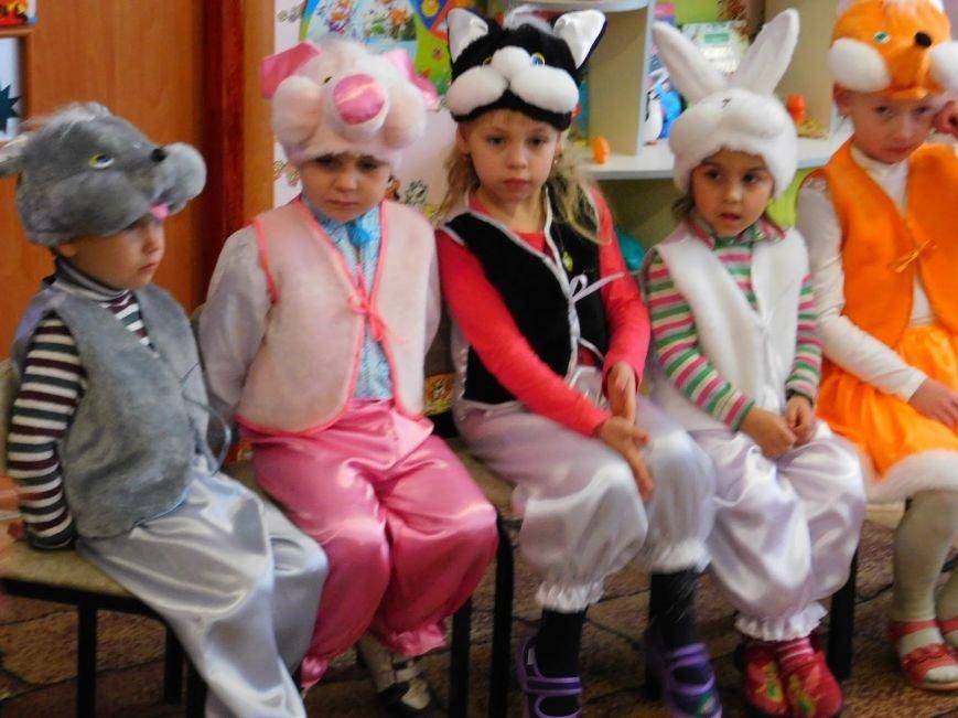 В Добропольском районе дети побывали в гостях у сказки, фото-3