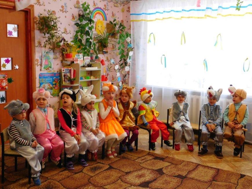В Добропольском районе дети побывали в гостях у сказки, фото-2