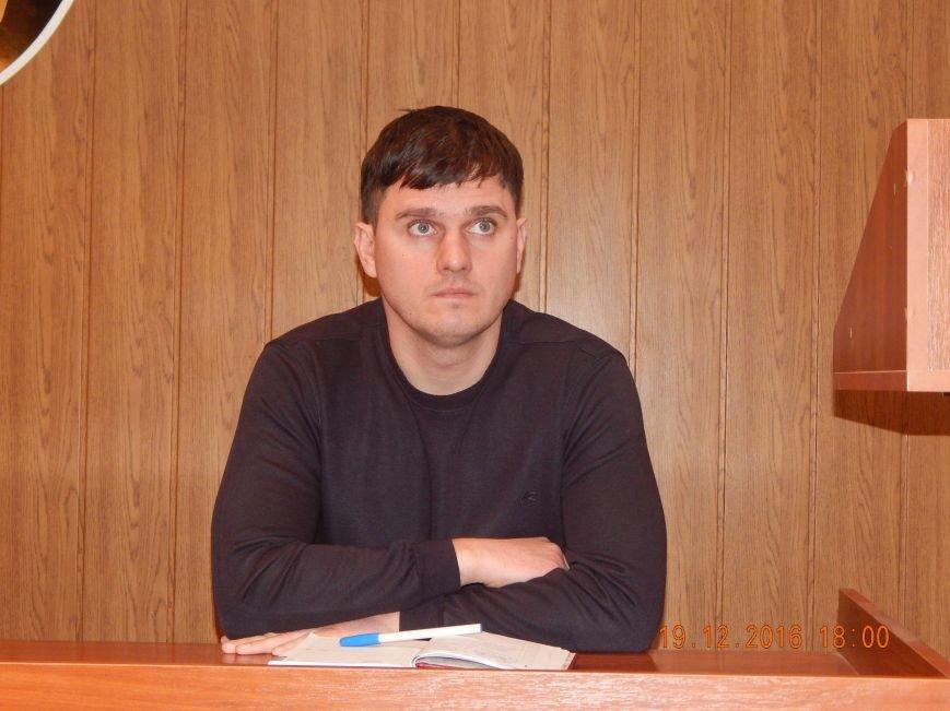 Назначен новый начальник отдела криминальной полиции Каменского отдела, фото-1