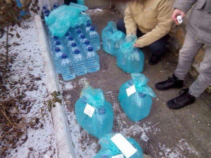 В Луганской области нелегально продавали спирт из России (ФОТО), фото-1