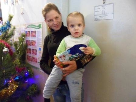 Сотню сладких наборов передали детям воинов АТО, фото-2