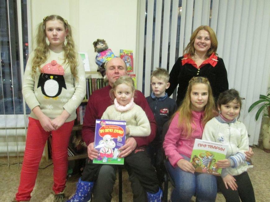 В Каменском детский писатель Олег Майборода встретился с юными читателями, фото-3
