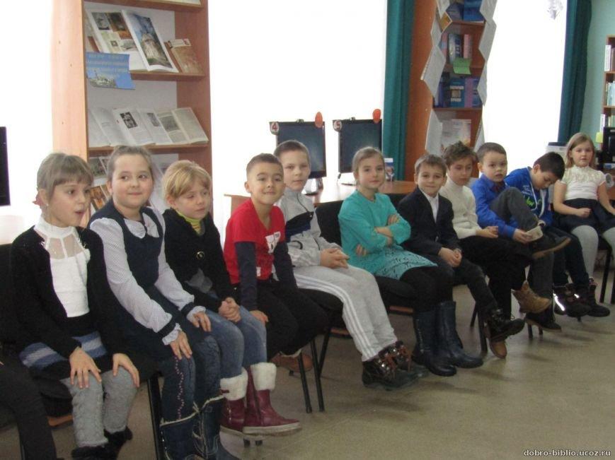 В Добропольской Центральной библиотеке дети получили подарки от Святого Николая, фото-1
