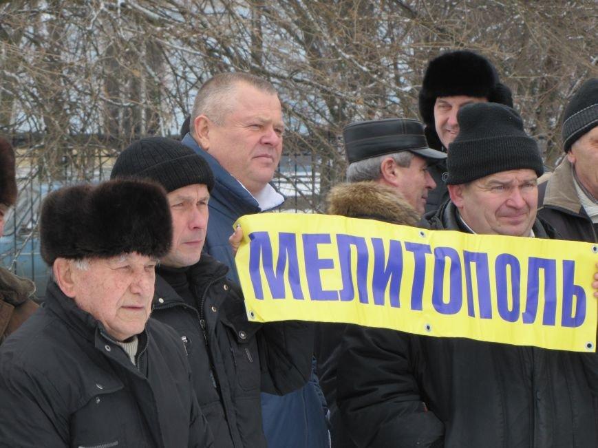 Паровозу - памятник, а пенсионерам и ветеранам - кукиш (фото), фото-6