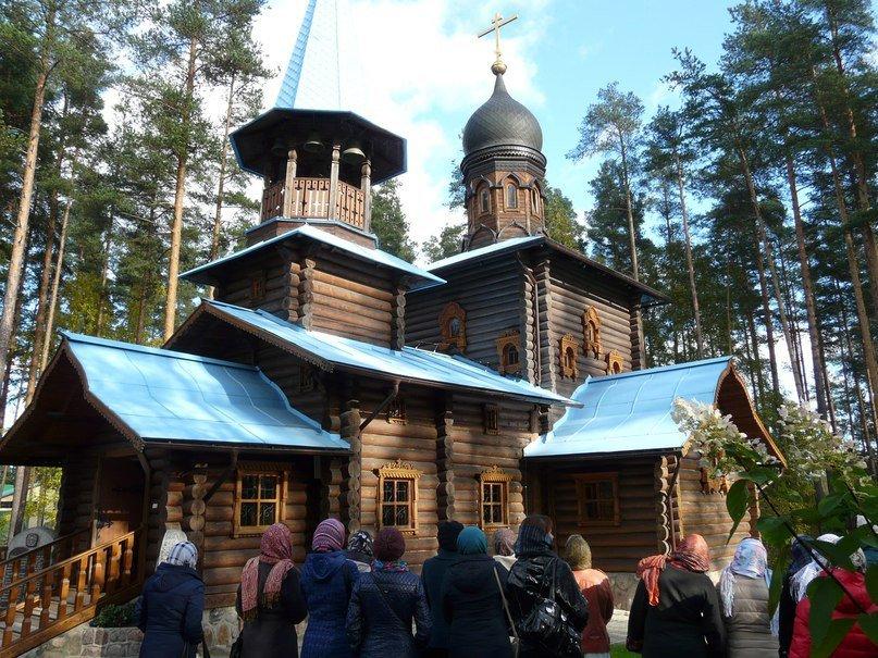 Деревянные храмы Карельского перешейка