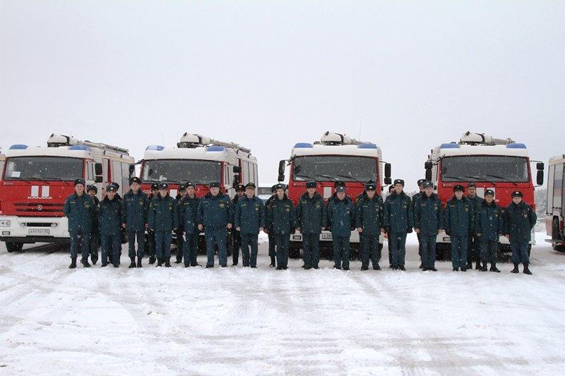 Спасатели Севастополя соревновались в скоростном маневрировании на снегу, фото-7
