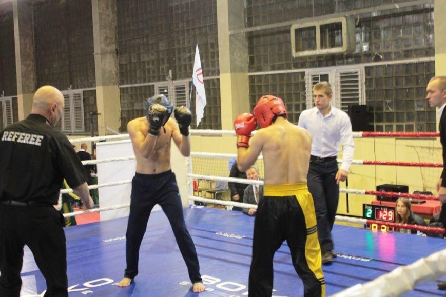 Студент-кикбоксер взял серебро на всеукраинских соревнованиях (фото), фото-2